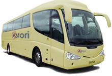Noleggio con conducente autobus 54 posti